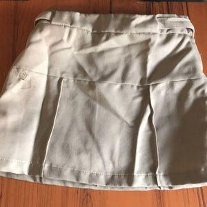 Girls school uniform skort Size 5